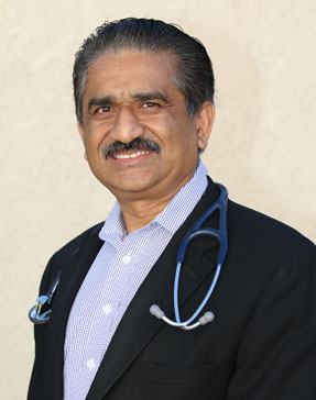 Mayur C. Patel, MD, Medical Director, California Chest and Medical Center